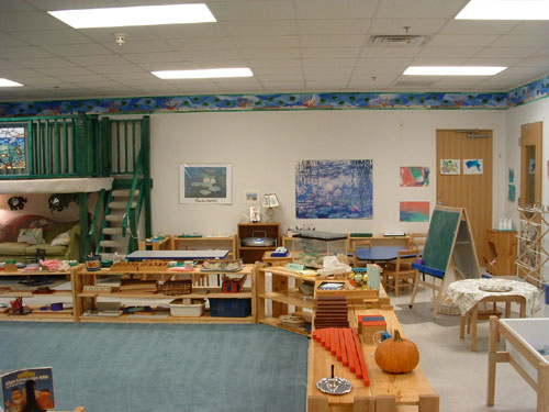 Preschool Classroom | Overseas Education Consultants